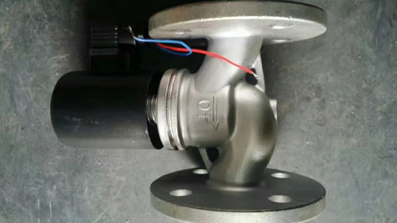 不锈钢电磁阀
