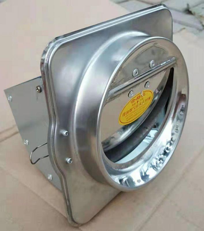烟道防火止回阀 DN150   DN100  导流止回阀不锈钢材质